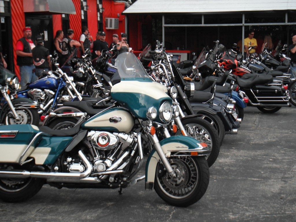 SC motorcycle event