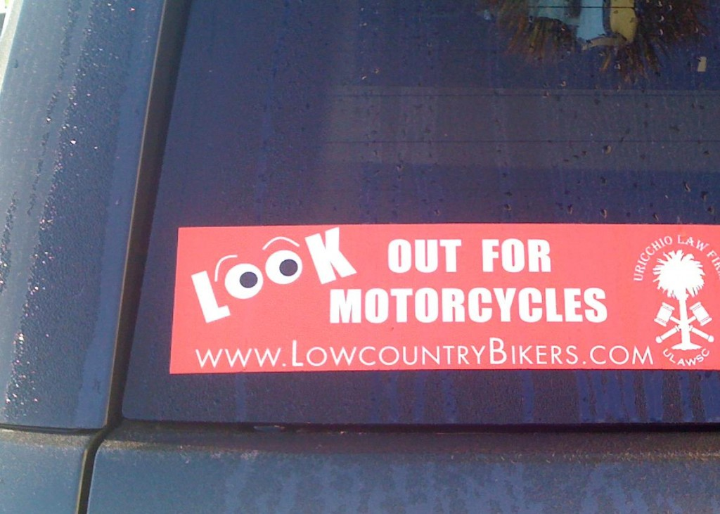 Charleston motorcycle accident attorney