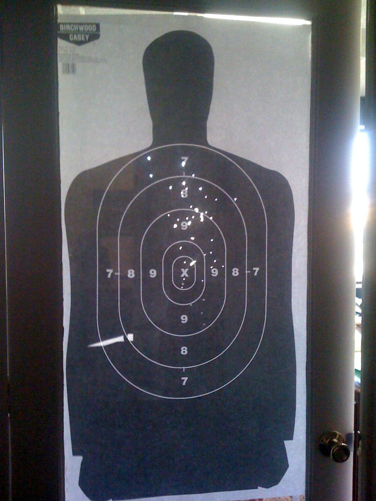charleston gun range