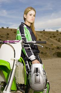 motorcycle female